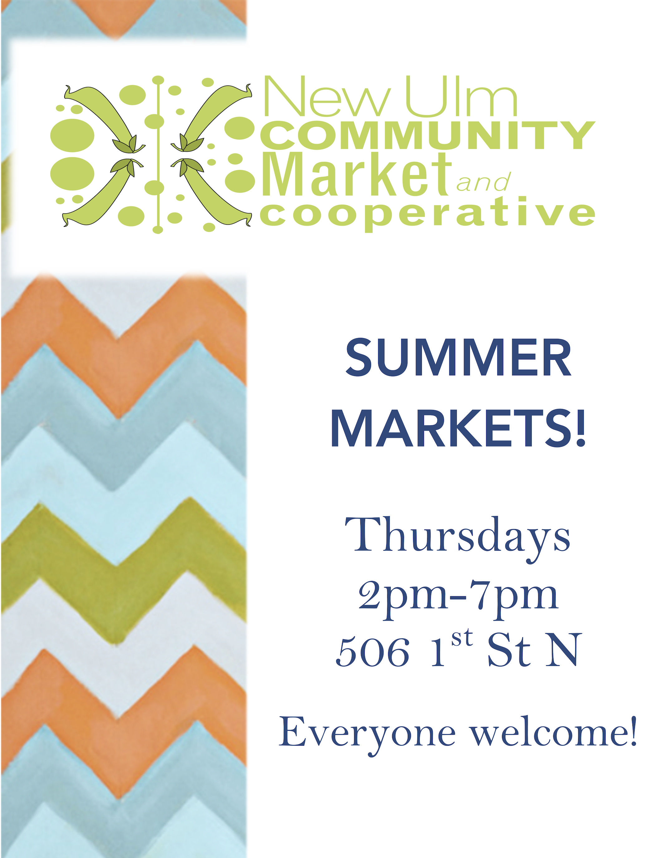 Summer Markets!